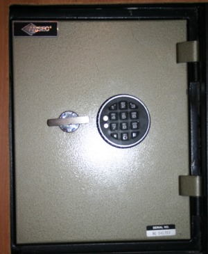 LaGard 33E ComboGard electronic safe combination lock