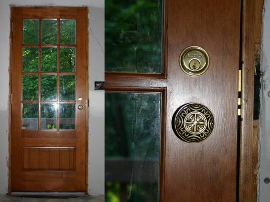 Custom Mortise Lock Installation
